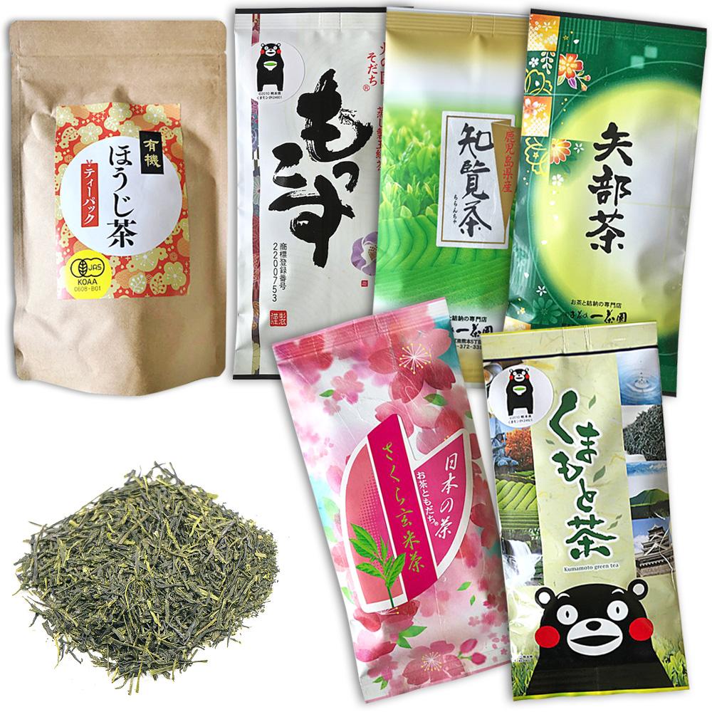 お茶商品卸事業・OEMイメージ